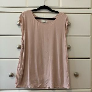 Aritzia Juliger short sleeve blouse